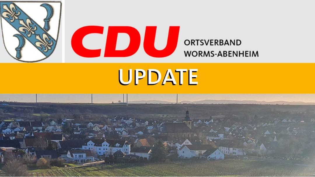 Informationen zum Coronavirus Stand: 13.05.2020