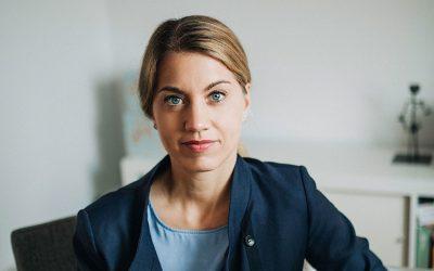 Porträt Stephanie Lohr